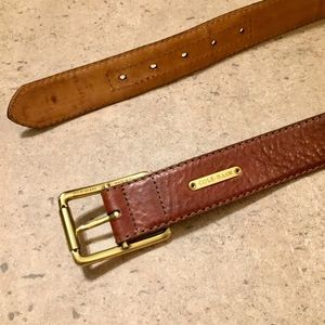 Cole Haan Genuine Leather Belt